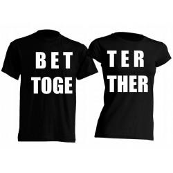 Zestaw 2 koszulek BETTER...