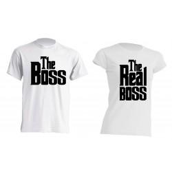Zestaw 2 koszulek THE BOSS...