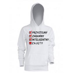 Bluzy z kapturem PRZYSTOJNY...