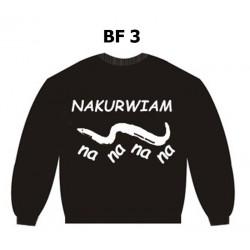 Bluza NAKURWIAM WĘGORZA