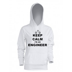 BLUZA z kapturem KEEP CALM...