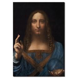 Zbawiciel Świata Vinci...