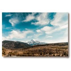 Góry Obraz na Płótnie...