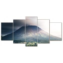 Góra Fuji 5 częściowy...