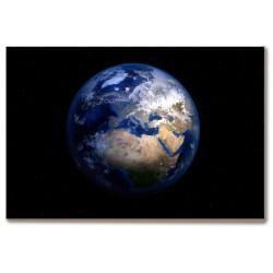 Planeta Ziemia kosmos Obraz...