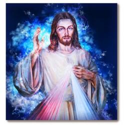 Jezus Miłosierny nowoczesny...