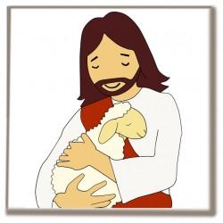 Jezus dla dzieci Obraz na...
