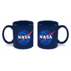 Kubek granatowy NASA +...