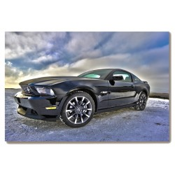 Samochód sportowy Ford...