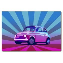 Samochód Fiat 500  Obraz na...