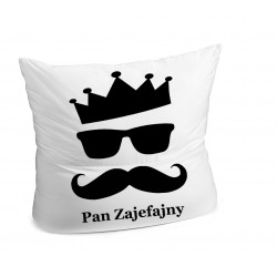 Poduszka ,,Pan Zajefajny''
