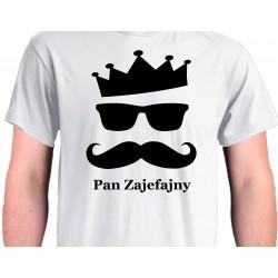 KOSZULKA ,,Pan Zajefajny''