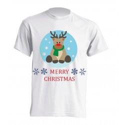 KOSZULKA ,,MERRY CHRISTMAS ''
